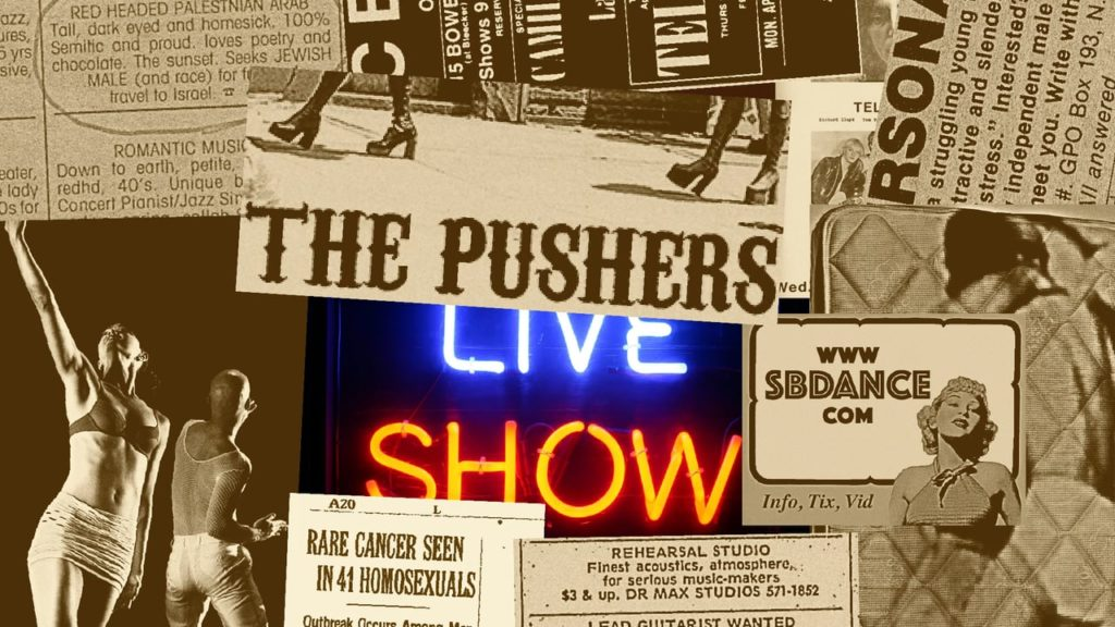 The Pushers Video